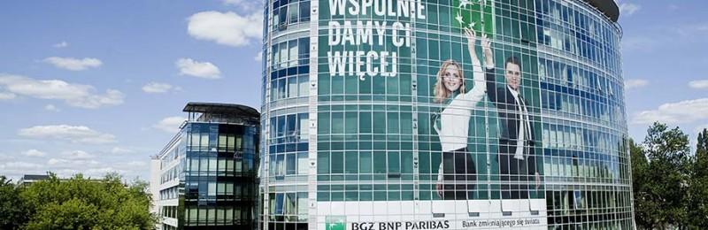 Bank BGŻ BnP Paribas - fot. materiały prasowe