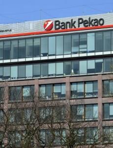 Bank Pekao pokonany