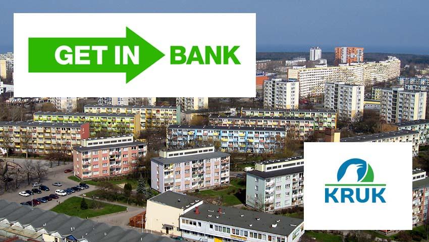 Getin Bank sprzedaje niespłacone kredyty hipoteczne Krukowi