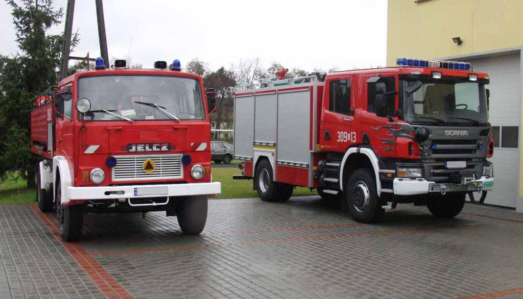 Nie taki komornik straszny jak go malują czyli cała prawda o zajęciu wozów strażackich