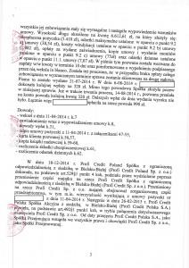 ProfiCredit - wyrok 4