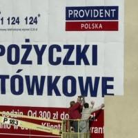 Czy Provident ma problemy z liczeniem? (fot. Jan Malec / FORUM)