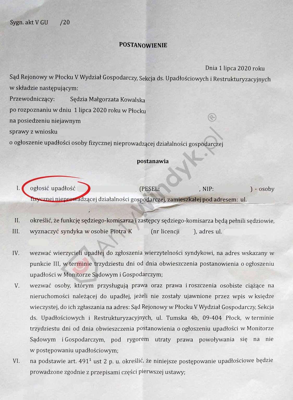 postanowienie_o_upadlosci_konsument_pl_antywindyk
