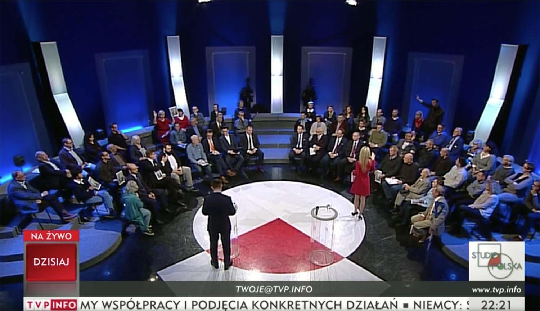 Prawda o e-sądzie – Studio Polska – komentarz do programu