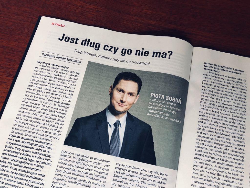 Wywiad – Piotr Soboń – Roman Kurkiewicz